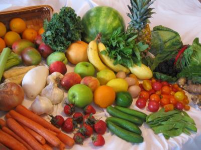 levering frugt og grønt